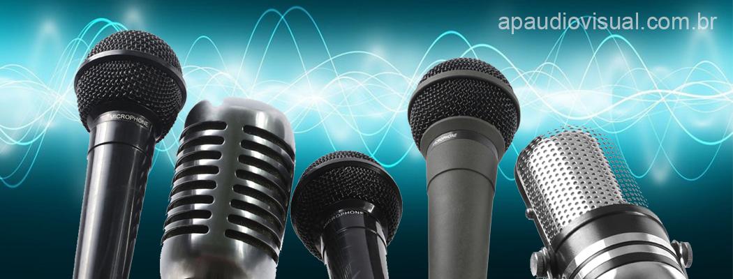 Escolha do melhor microfone